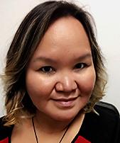 Portrait of Darlene Gazandlare